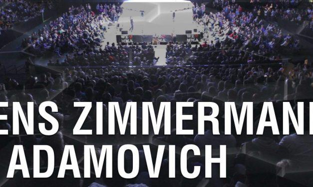 Clemens Zimmermann vs Maga Adamovich