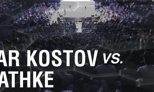 Dimitar Kostov vs Ole Rathke