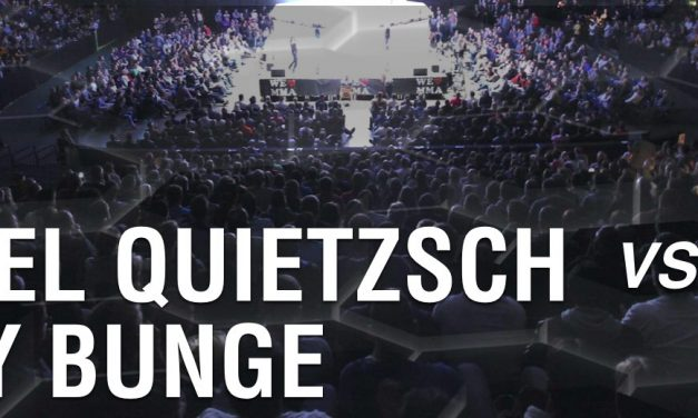 Marcel Quietzsch vs Benny Bunge