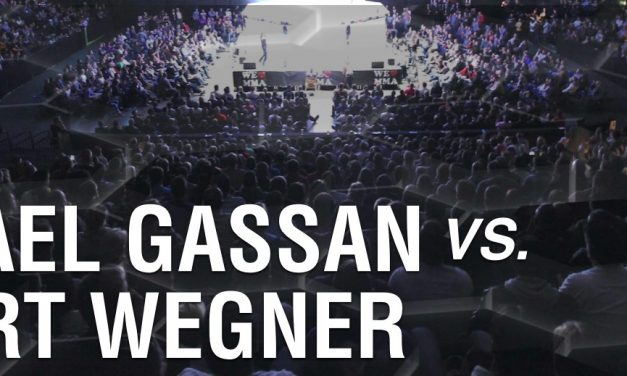 Michael Gassan vs Robert Wegner