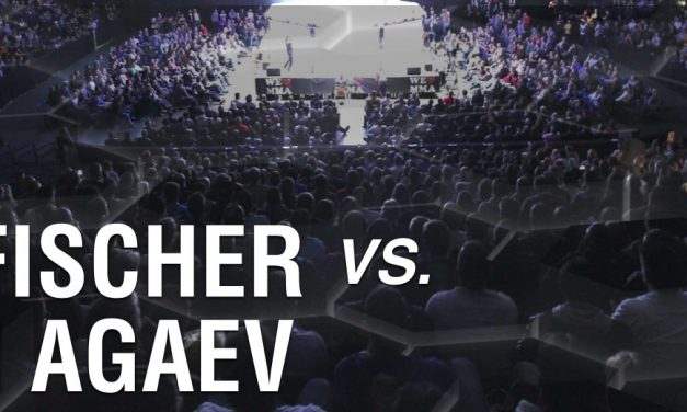 Nils Fischer vs Salim Agaev