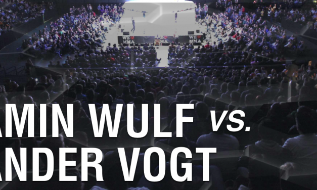"Benjamin ""Incredible Kalk"" Wulf vs Alexander Vogt"