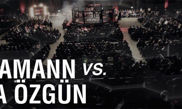 Tim Hamann vs Tolga Özgün