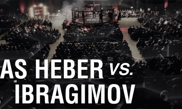 Thomas Heber vs Jamil Ibragimov