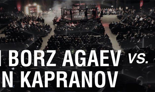 Selim Borz Agaev vs Roamn Kapranov