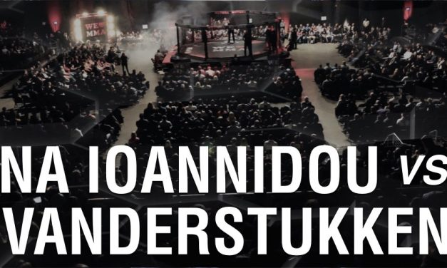 Paulina Ioannidou vs Fran Vanderstukken