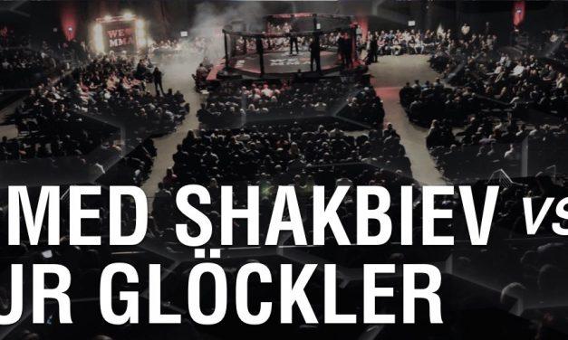 Magomed Shakbiev vs Arthur Glöckler