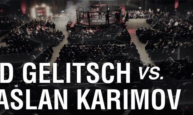 Hamed Gelitsch vs Shir Aslan Karimov