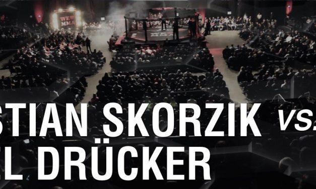 Christian Skorzik vs Daniel Drücker