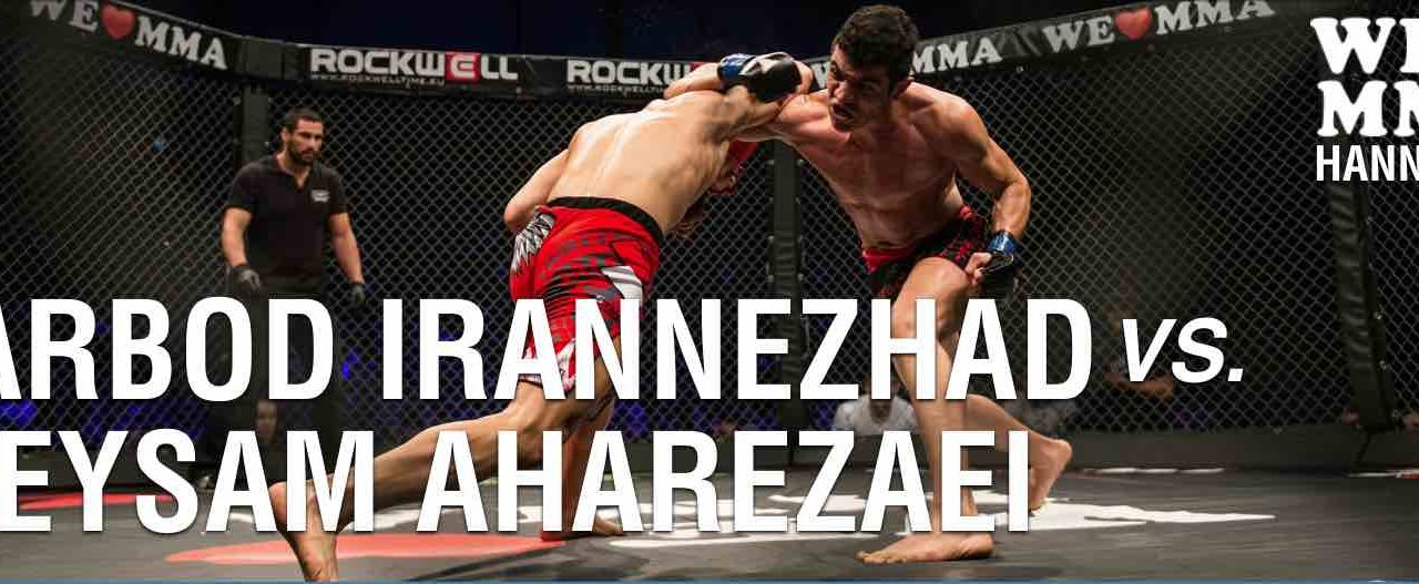 Farbod Irannezhad vs. Meysam Aharezaei