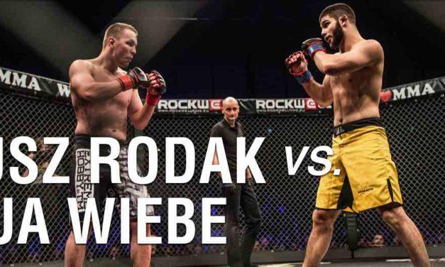 Dariusz Rodak vs Joshua Wiebe