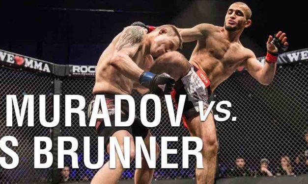 Bilal Muradov vs Tobias Brunner