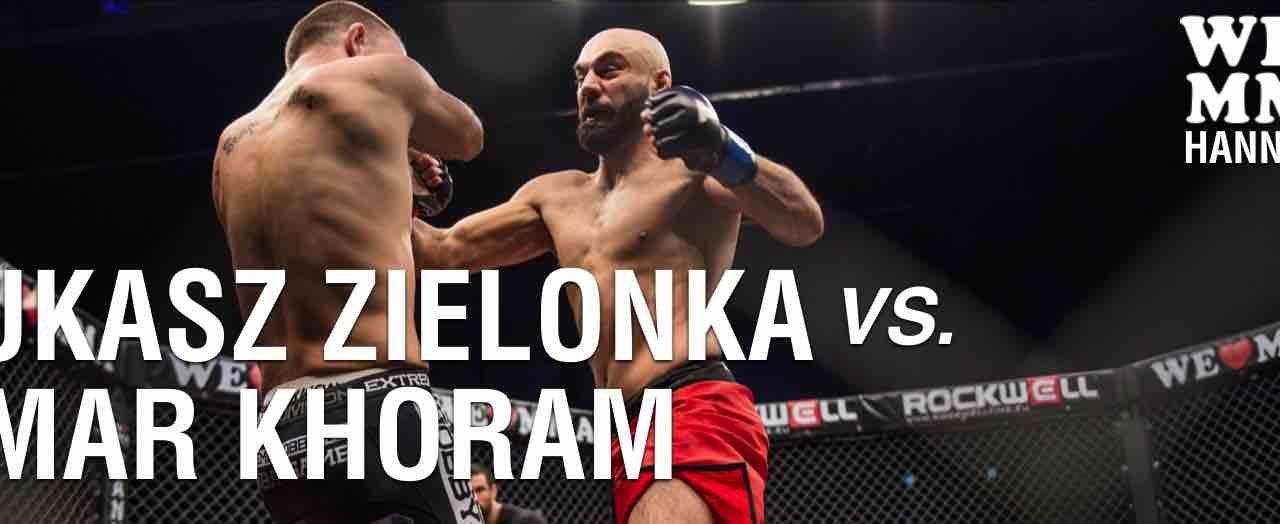 Lukasz Zielonka vs Omar Khoram