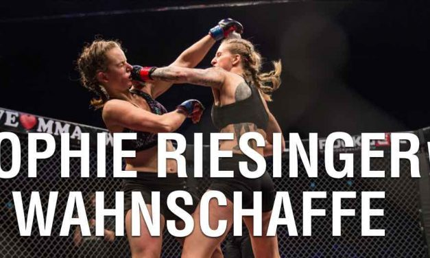 Lili Sophie Riesinger vs Luisa Wahnschaffe
