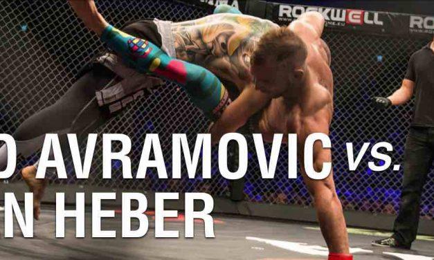 Nenad Avramovic vs. Stefan Heber
