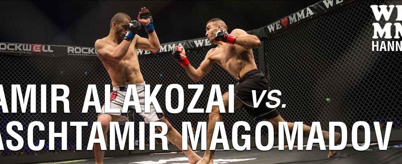 Samir Alakozai vs. Taschtamir Magomadov