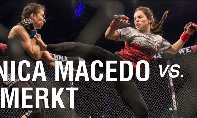 Veronica Macedo vs Anne Merkt