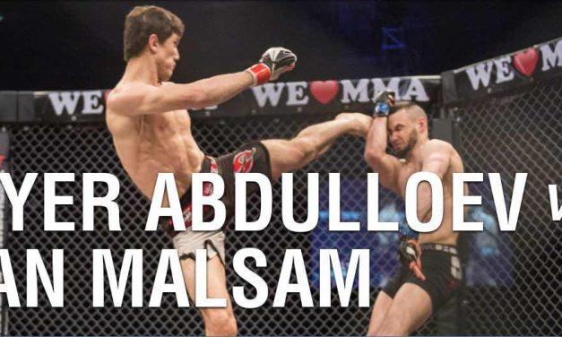 Bahtiyer Abdulloev vs Ruslan Malsam