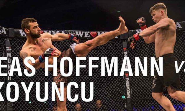 Andreas Hoffmann vs Arif Koyuncu