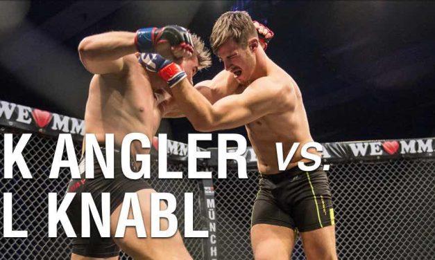 Yannik Angler vs Daniel Knabl