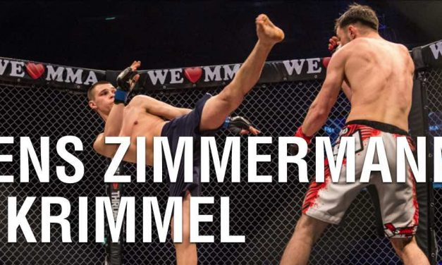 Clemens Zimmermann vs. Willi Krimmel