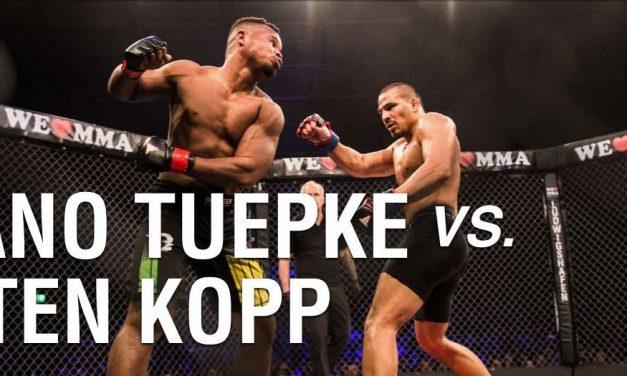 Stevano Tuepke vs. Carsten Kopp