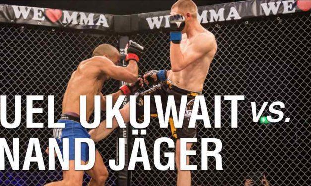 Amanuel Ukuwait vs. Ferdinand Jäger