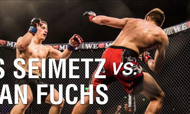 Lukas Seimetz vs. Florian Fuchs