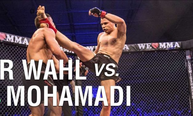 Viktor Wahl vs. Farid Mohamadi