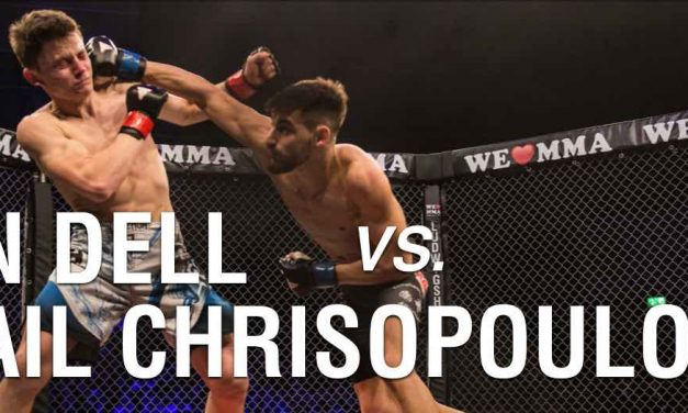 Eugen Dell vs. Michail Chrisopoulos
