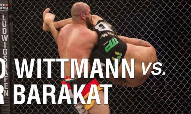 Mario Wittmann vs. Baker Barakat