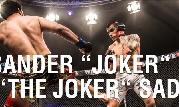 "Aleksander ""Joker"" Ilic vs. Iron ""The Joker"" Sadiki"