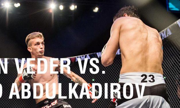 Martin Veder vs Ahmed Abdulkadirov