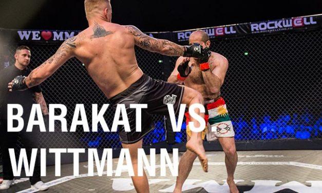 Baker Barakat vs Mario Wittmann