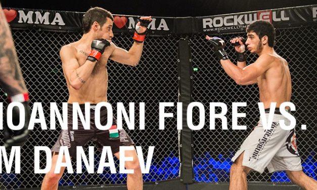Remo Ioannoni Fiore vs Muslim Danaev