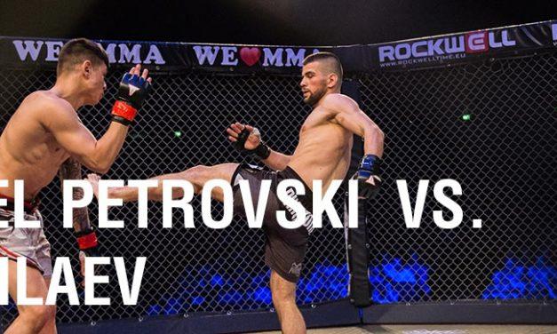Manuel Petrovski vs Arbi Kilaev