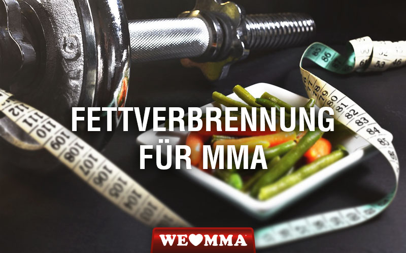 FETTVERBRENNUNG FÜR MMA