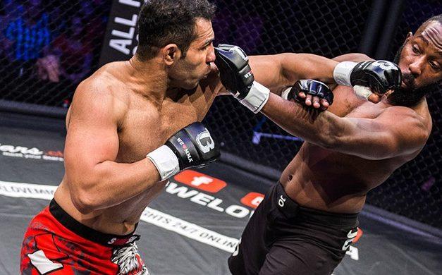 Argil Randon vs Saeed Younsi