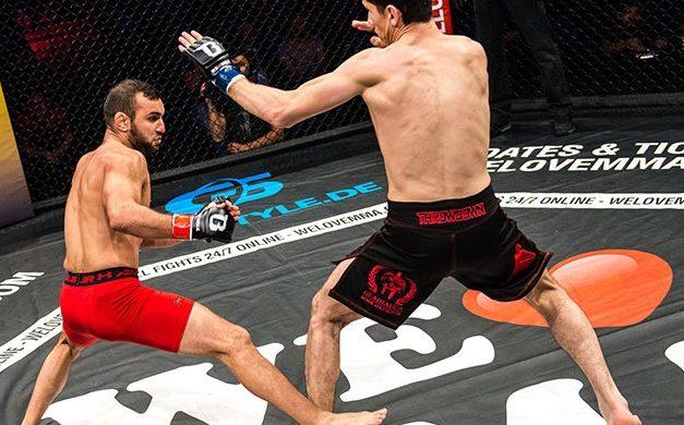 Dimitar Kostov vs Abdulloev Bakhityer