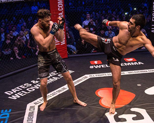 Khairullaev Khairulla vs Marcus Hadner