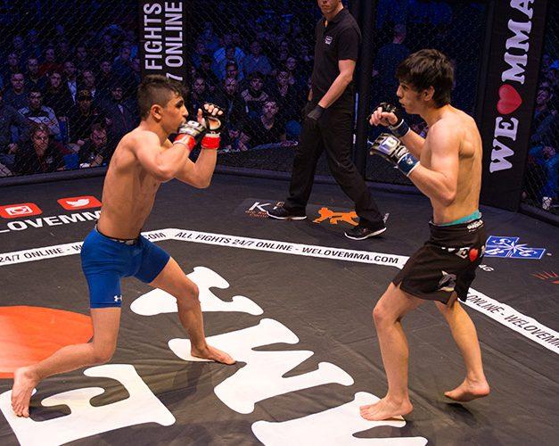 Umut Celen vs Murad Ataev