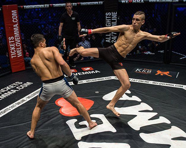 Max Handanagič vs Kyrill Gerzen