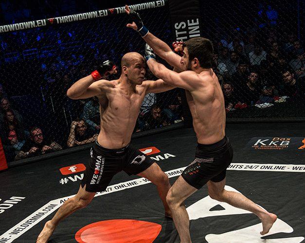 Amir Khalili vs Shamkhan Yaraskhanov