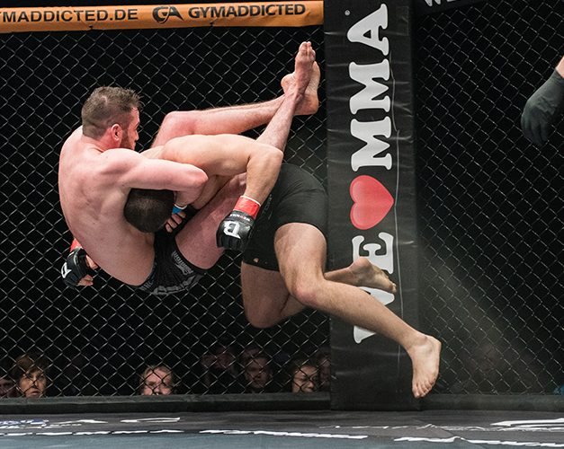 VESELIN VACHEV VS PAUL KÖHLER