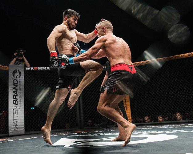 NURSU MAMEDOV VS TONI GRANDE