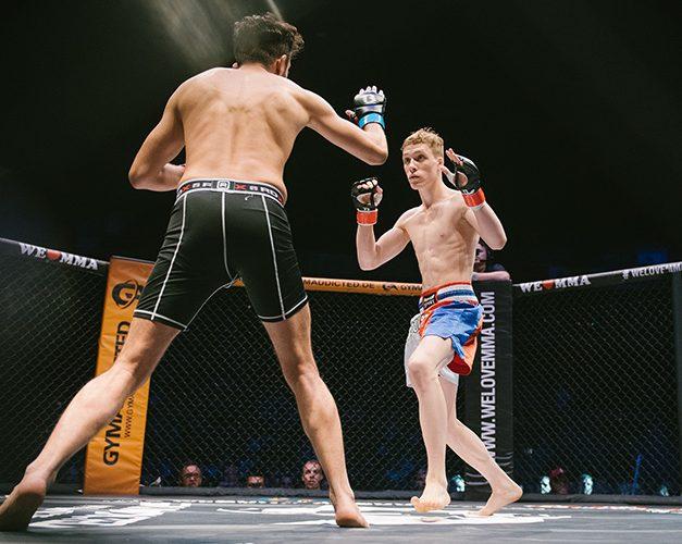ALEXANDER LUSTER VS UGUR DOGAN