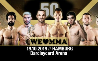 WE LOVE MMA 50