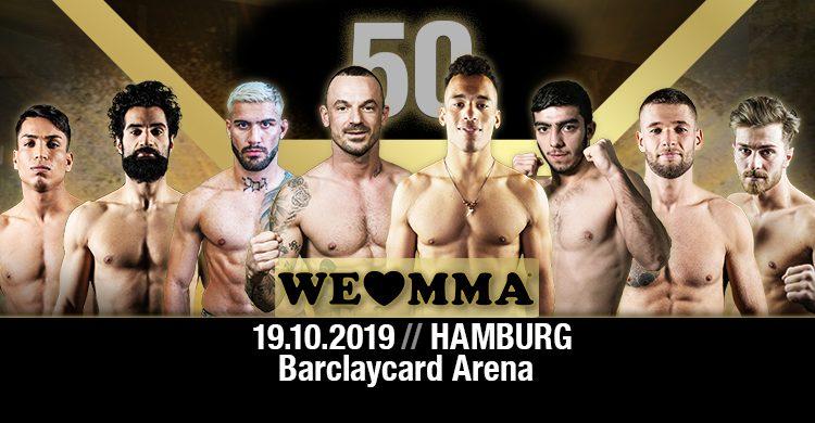 WE LOVE MMA 50