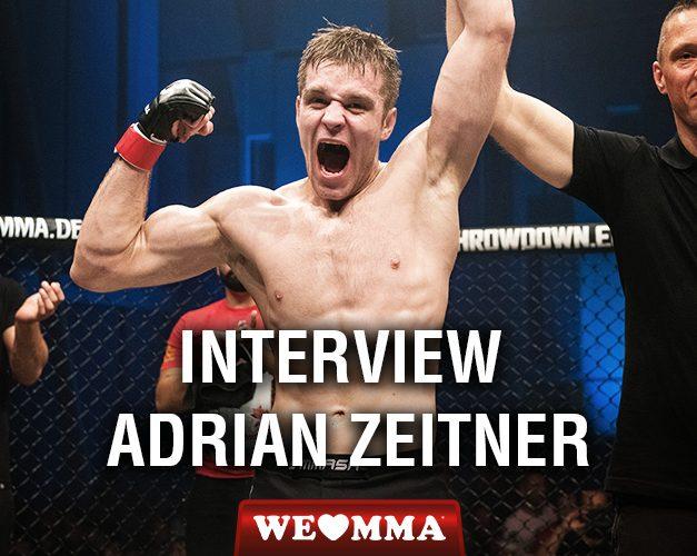 INTERVIEW: ADRIAN ZEITNER