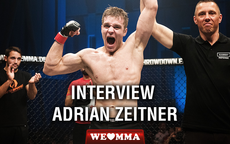 INTERVIEW: ADRIAN ZEITNER
